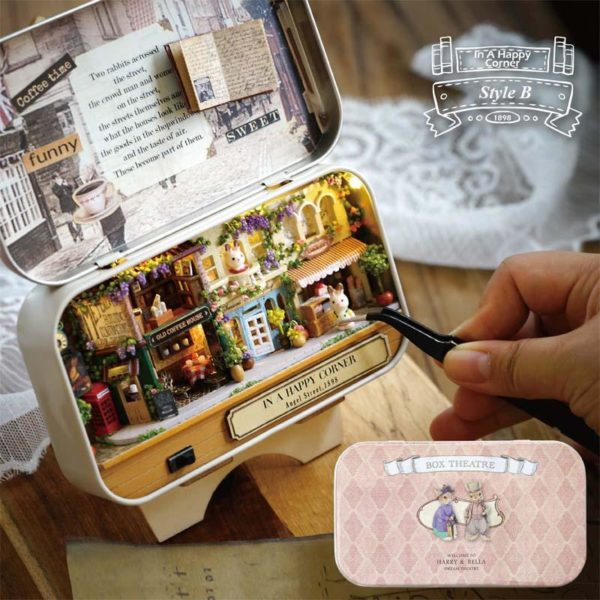 product image 851003127 Boîte Maison De Poupées