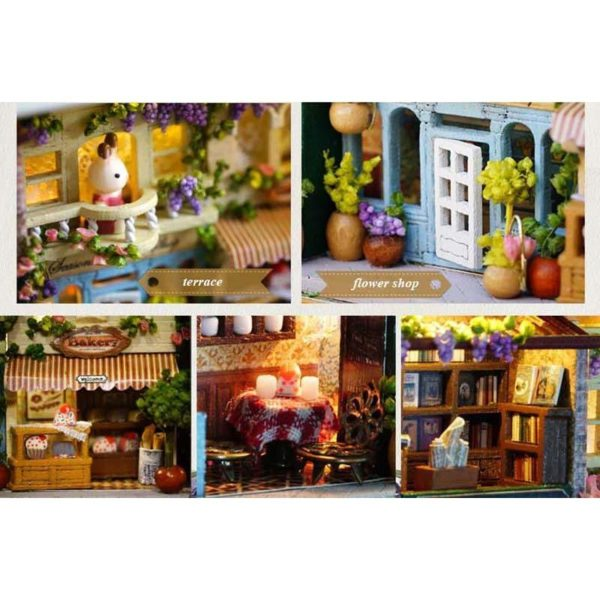 product image 851003128 Boîte Maison De Poupées