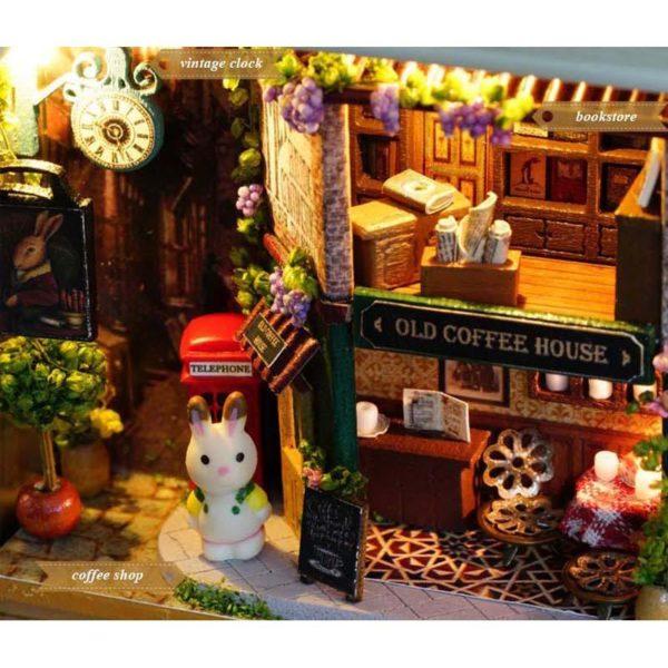 product image 851003129 Boîte Maison De Poupées