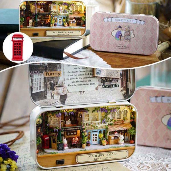 product image 851003136 Boîte Maison De Poupées
