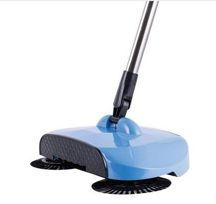Dispositif de Balayage de Haute Technologie (Nettoyant Sols) raton-malin Bleu