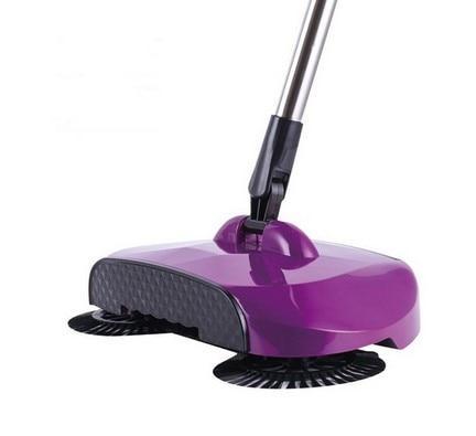 Dispositif de Balayage de Haute Technologie (Nettoyant Sols) raton-malin Violet