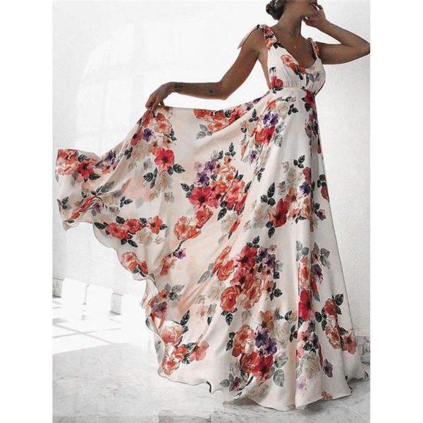 product image 868235929 Sublime Robe Longue Florale