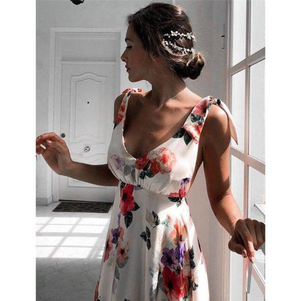 product image 868235930 Sublime Robe Longue Florale
