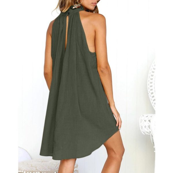 product image 872628500 Ivana™ - Superbe Robe Élégante