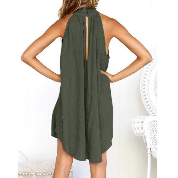product image 872628509 Ivana™ - Superbe Robe Élégante