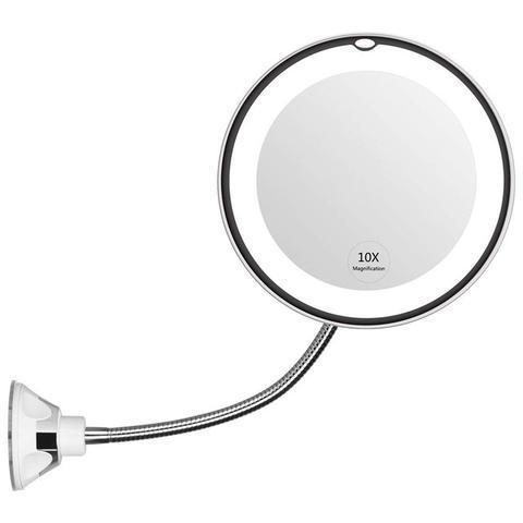 product image 873151514 large 1 Miroir 10X Led Sur Ventouse