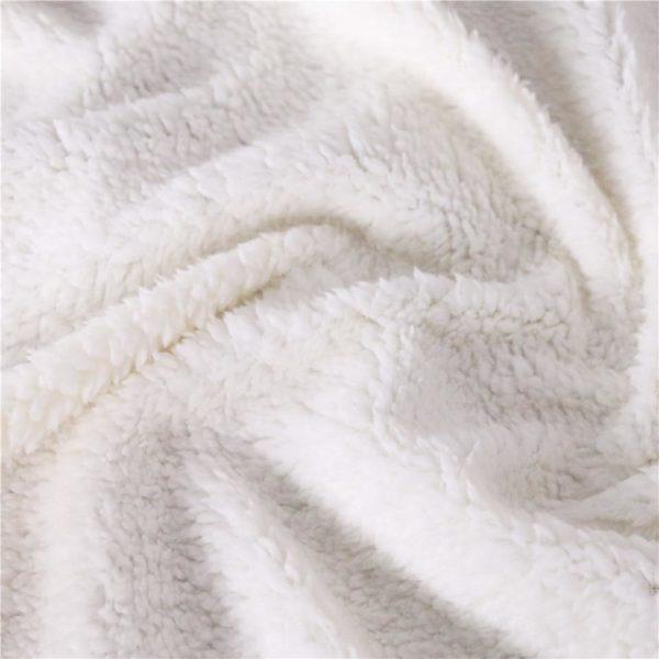 """product image 878480899 Plaid Douillet En Polaire """"Le Rêve Féerique"""""""
