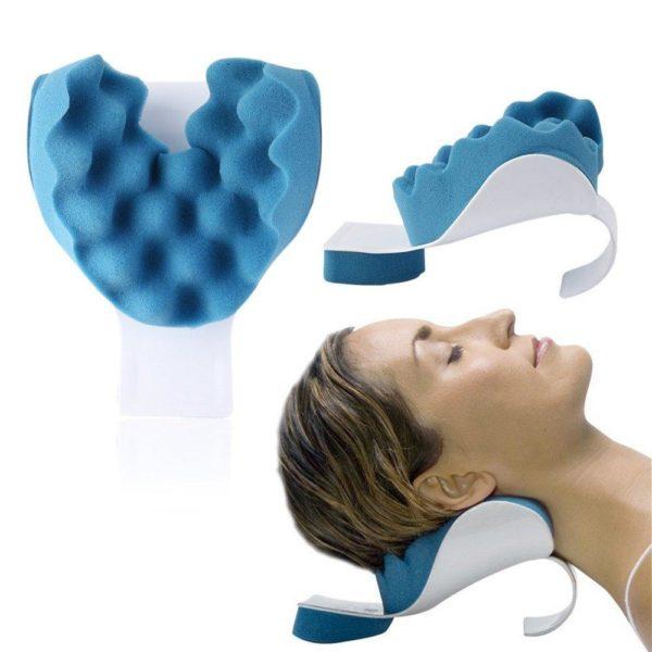 product image 879734547 Oreiller Pour Soulager Les Douleurs Au Cou Et Aux Épaules Par Tensefree™