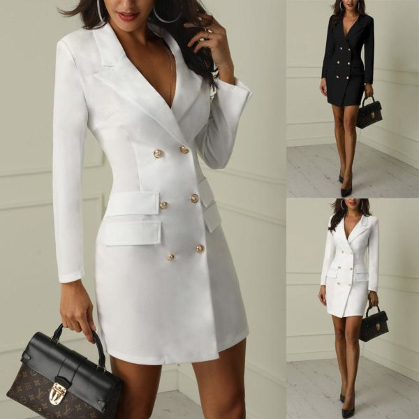 product image 882352574 Robe Tailleur Tendance