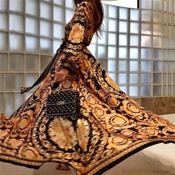 product image 887707711 Robe Légère Dorée