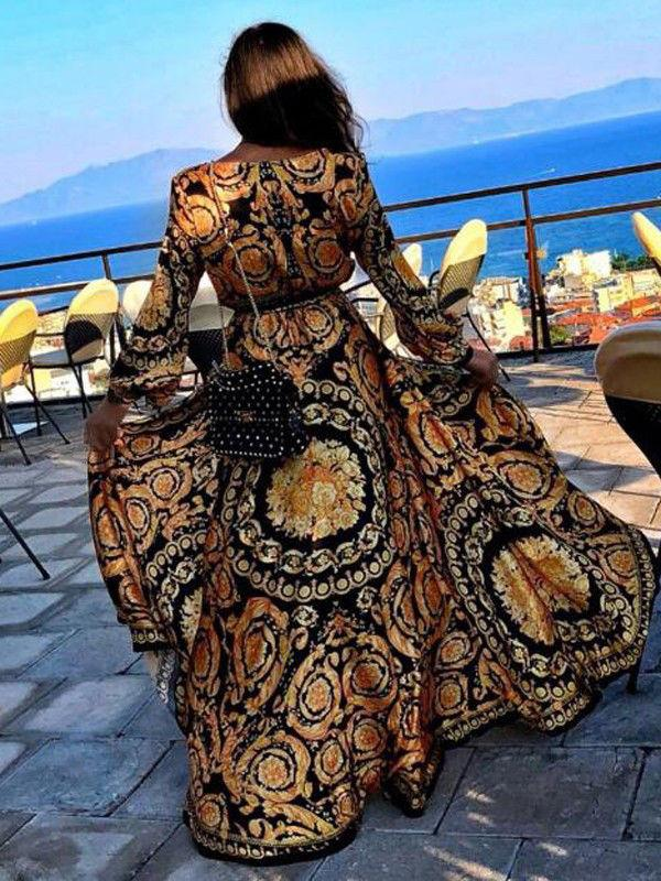 product image 887707713 Robe Légère Dorée