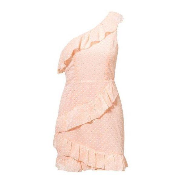 product image 900764848 Robe Polka Une Épaule