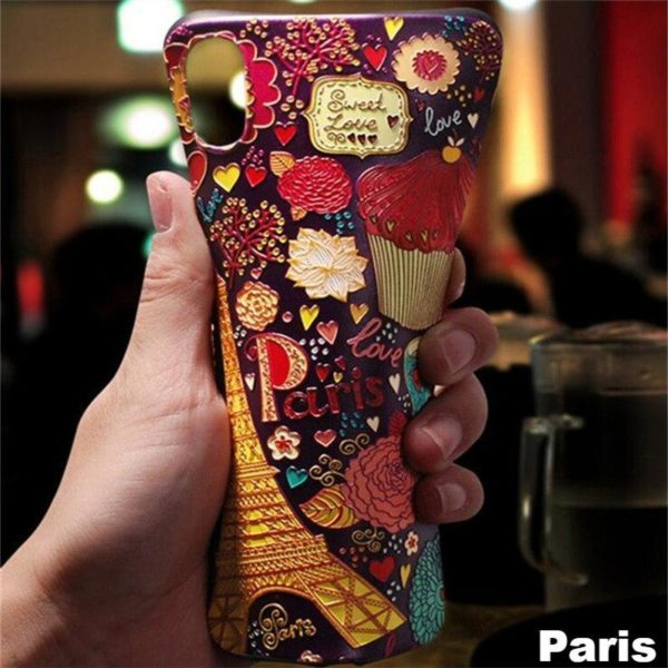 product image 911520006 Coque Iphone En Relief 3D