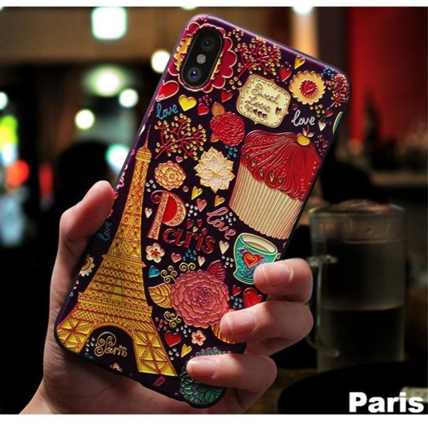 product image 911520007 Coque Iphone En Relief 3D