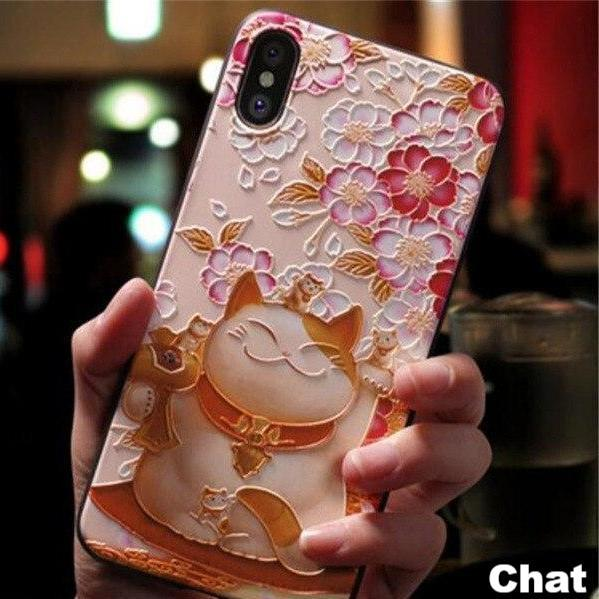 product image 911520015 Coque Iphone En Relief 3D