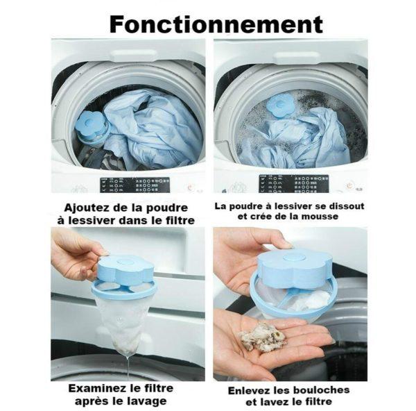 product image 911872670 Sac Filtrant En Maille Pour Lave-Linge