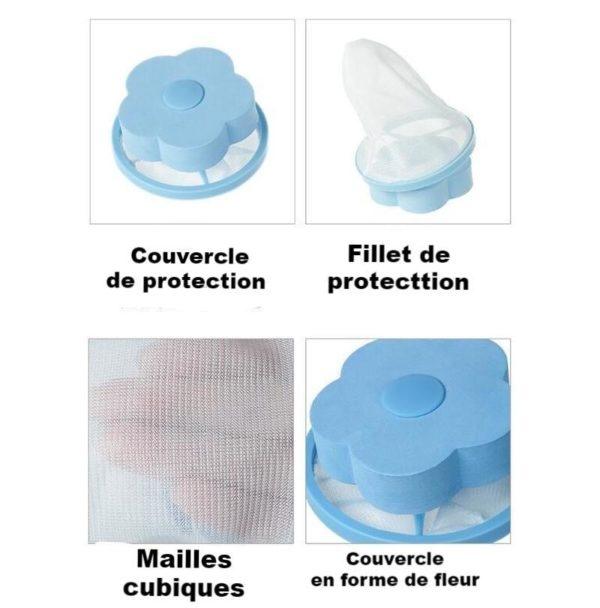 product image 911872671 Sac Filtrant En Maille Pour Lave-Linge
