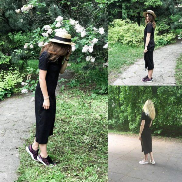 product image 918598164 Robe Longue T-Shirt