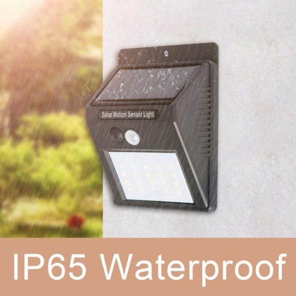 product image 922359559 Lampe Solaire Avec Capteur De Mouvement (Lot De 3)