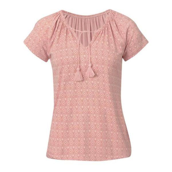 product image 924342766 T-Shirt Boho À Cordons