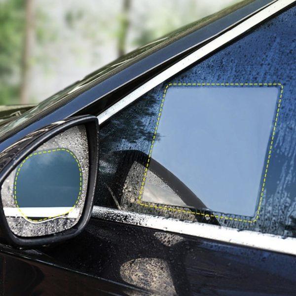 product image 925173044 Film Protecteur Autocollant Anti-Pluie Pour Voiture (Lot De 2)