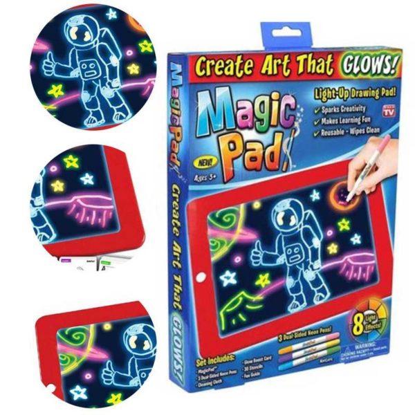 product image 929334805 Tablette De Dessin Magique En 3D