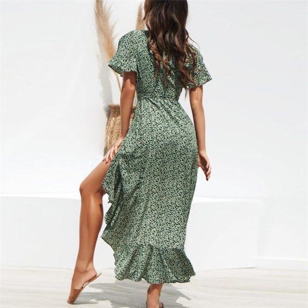product image 930722385 Robe Longue Imprimée