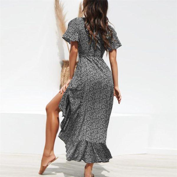product image 930722402 Robe Longue Imprimée