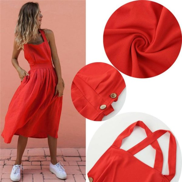 product image 932388725 Superbe Robe Rouge