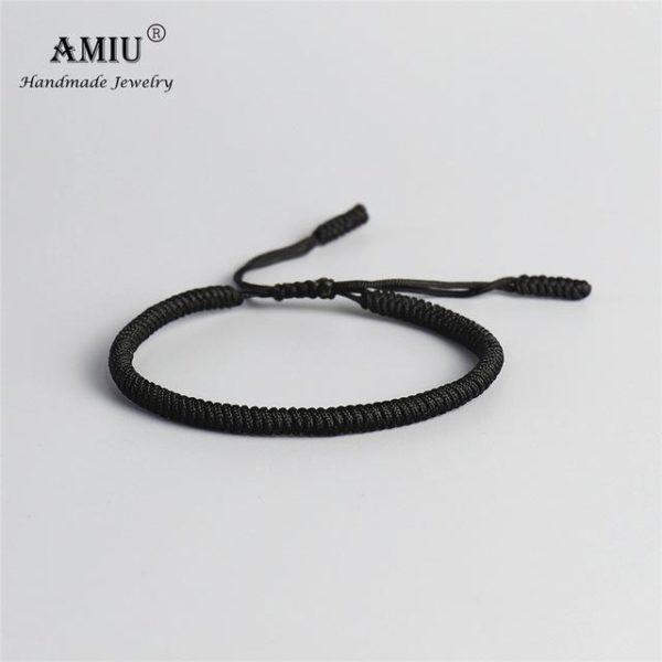 product image 954103968 Bracelet De Cordes Tibétain Fait À La Main