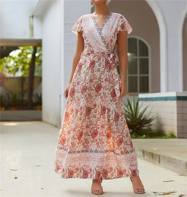 product image 970120838 Robe Longue Indie