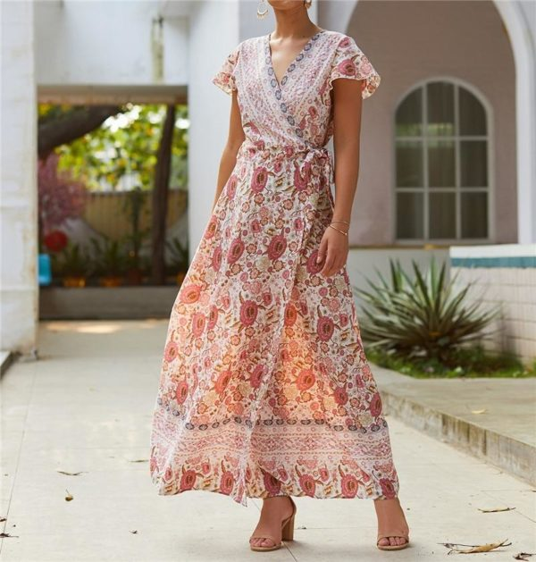product image 970120840 Robe Longue Indie