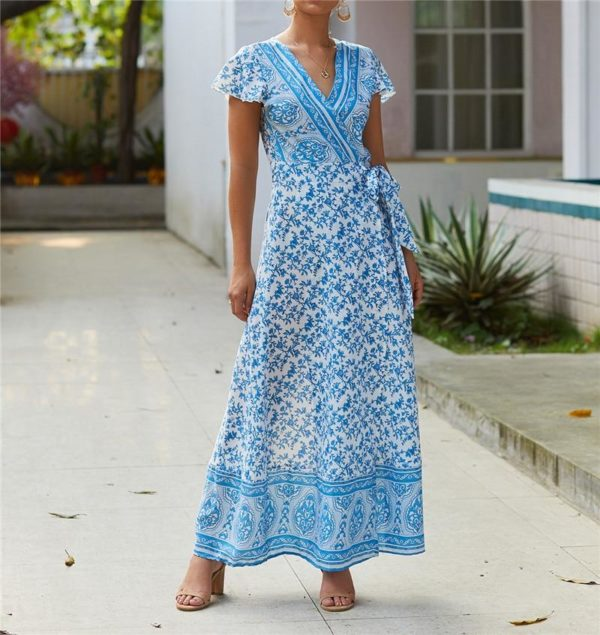 product image 970120845 Robe Longue Indie