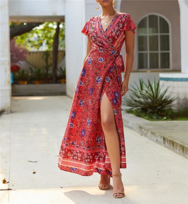 product image 970120853 Robe Longue Indie