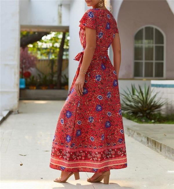 product image 970120854 Robe Longue Indie