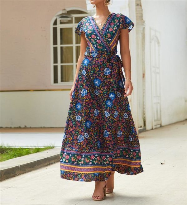 product image 970120855 Robe Longue Indie