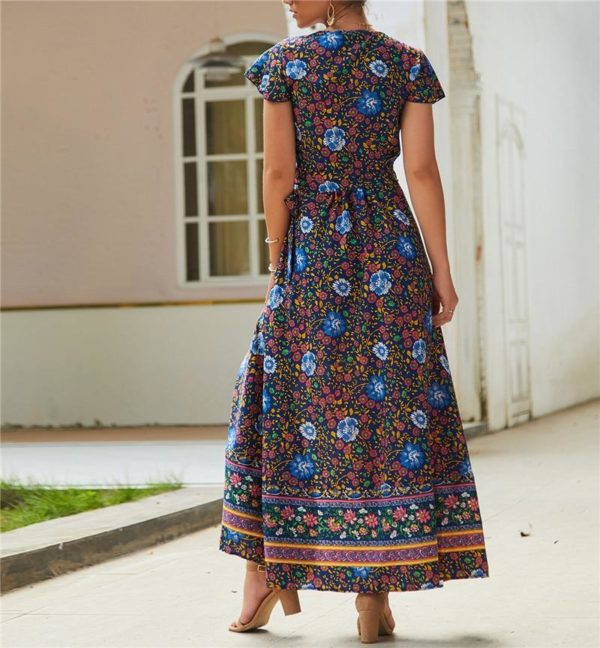 product image 970120859 Robe Longue Indie