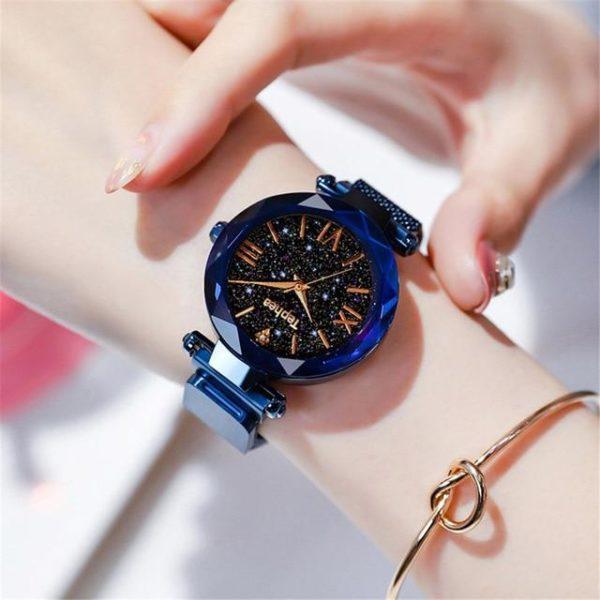 Montre Luxueuse Tephea™ Minute Mode Bleu