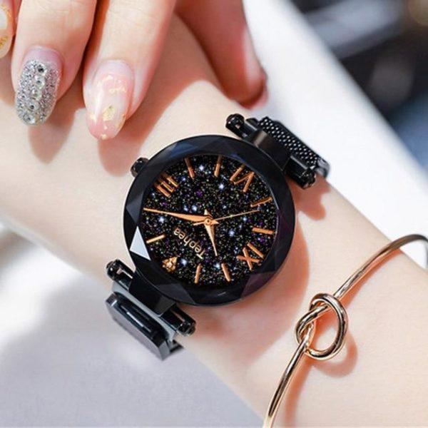 Montre Luxueuse Tephea™ Minute Mode Noir