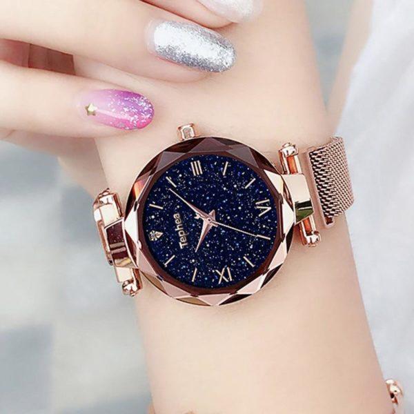 Montre Luxueuse Tephea™ Minute Mode Doré
