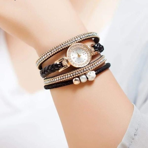 raton 2 b8d26ca4 b9f4 46bd 9469 9640f3714ee3 Montre Quartz + Bracelets