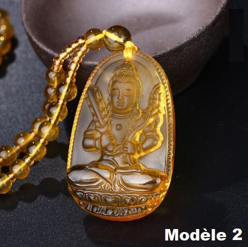 raton 3 72b88734 2693 4938 86df f596d308c88e Pendentif Bouddha Le Gardien En Citrine