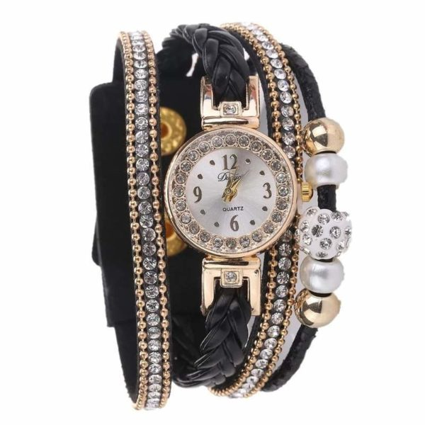 raton 3 81ca805b 51d6 4df6 9372 7503b190c523 Montre Quartz + Bracelets