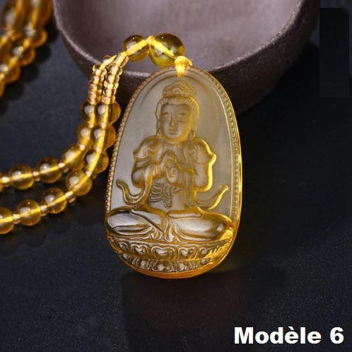 raton 7 d4acb549 2c42 4179 85ac fd72631cca51 Pendentif Bouddha Le Gardien En Citrine