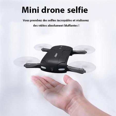 rc drone Mini Drone Selfie, L'offre Parfaite Pour Des Selfies Réussis