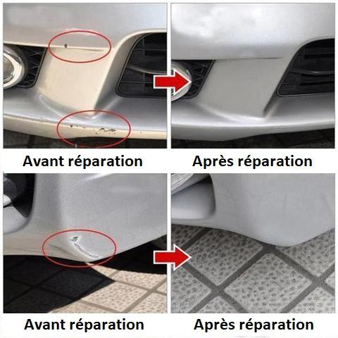 rep2 Kit De Réparation Express Rayures De Voitures