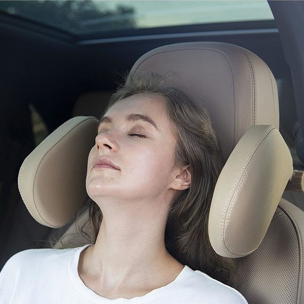 reposetetevoiturenorauto L'accessoire Appuie-Tête Voiture Confortable