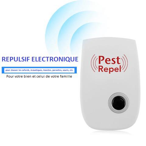 Pestrepel™ : Économisez Le Prix Des Exterminateurs Et Protégez Vos Pièces À Vie !
