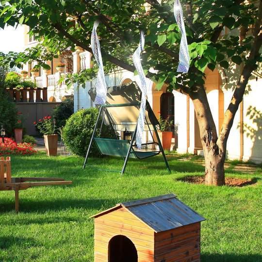 repulsifpigeon La Bande Répulsive Anti-Oiseaux Pour Votre Jardin